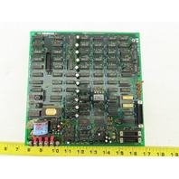 Mazak 1-829097A MPS-510 Mazak Sequencer Board