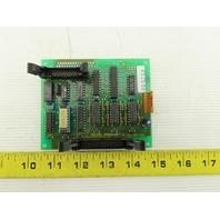 Seiki PDPIF 12-23-02-01N Circuit Board