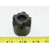 Antech F3030101/3 28264-03 Indexing 4 Flute Coolant Thru Face Mill Shell Mill