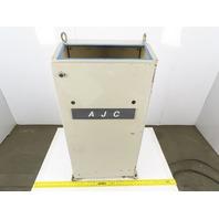 "40"" x 14"" x 20""  Rolling Electrical Enclosure Machine Control Cabinet"