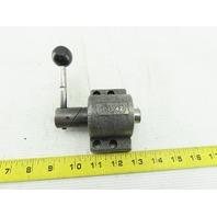 """P1242 Cast Iron Cam Lever 3/4"""" Bolt"""