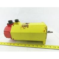 Fanuc Dorman A06B-0314-B002 126V 2000 RPM 3 Ph 8 Pole AC Servo Motor