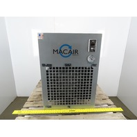 Macair HX200A-2 230V 1Ph 60Hz Refrigerated Air Dryer For 1Hp Compressor