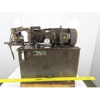 Daikin T-483212 2.2kW  200/220V 3Ph 22 Gal Hydraulic Power Unit