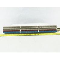 Weidmuller ZIA 1.5/3L-1S Sensor/Actuator Terminal Block  250V 17.5A Lot Of 100