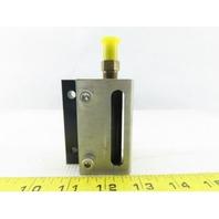 "Air Knife 3"" Aluminum Pneumatic Air Amplification 1/4"" NPT"