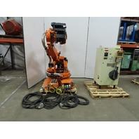 Nachi SH166-03 Type AX 6 Axis Robotic Welder Manipulator W/ Controls 480V