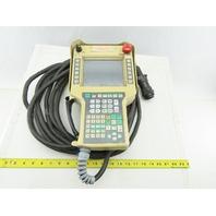 Nachi AXTP AXTP-FD0T-EC10 Robotic Manipulator Control Teach Pendant