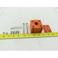 Hayward 888.429.4635 Pneumatic Valve Actuator Adapter Kit