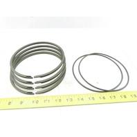"River Bend PR602H0001 Hydraulic 6"" Piston Ring Kit"