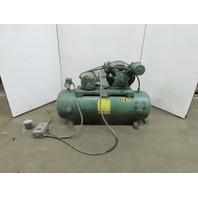 LeRoi Dresser Series 400 5Hp 2 Stage Air Compressor 80 Gallon 230/460V 3Ph