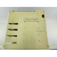 Servo Dynamics SD4-3060-163-0 SD3060-16 30A 3 Axis PWM Servo Amplifier Drive