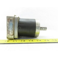 "AccuDrive E090C020-MFJBH Inline Speed Reducer 19:1 Ratio 20mm Output 5/8"" Input"