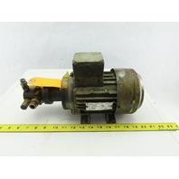 Baier Koppel D-91257 Hydraulic Pump & 0.25KVA Motor 208-230/485/460V 3Ph