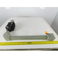 "Hoffman 32"" x 18"" Controls Adjustable Swivel Mounting Pendent Arm 2-1/2x2-1/2"