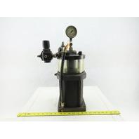 Jergens 61705-4R Pneu-oil Booster W/Regulator