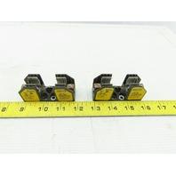 Buss R25030-1COR 30A 250V 1 Pole Fuse Holder Lot of 2