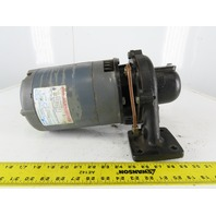 "MagneTek H607 1-1/2Hp 200-230/460V 3Ph Flange Mount Pump 1-1/2""x1"""