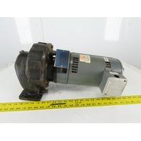 "Marathon Electric M363 5Hp 3Ph 208-230/460V 1-1/2""x1-1/4"" Flange Mount Fire Pump"