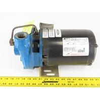 """MagneTek H446 3/4Hp 3450/2850RPM 208-230/460V 1-1/2""""x1"""" Pump Motor"""