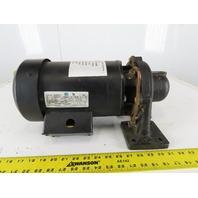 "SMC YSN5652-P1 2Hp 3450RPM 208-230/460V 1-1/2""x1"" Flange Mount Motor Pump"