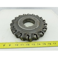 """Dijet HSM9.018-10431L 9"""" Indexable Face Shell Mill LH Cutter 76mm Arbor 18 Flute"""