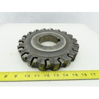"""Dijet HSM9.018-10430R 9"""" Indexable Face Shell Mill RH Cutter 76mm Arbor 18 Flute"""