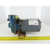 "MagneTek 8-182587-20 1-1/2Hp 3450/2850RPM 200-230/460V 1-1/2""x1-1/4"" Motor Pump"