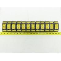Buss JT60030 Fuse Holder 0-30A 600V Lot of 12