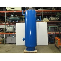 1000 US Gallon Capacity Compressor Compressed Air Vertical Receiver Storage Tank