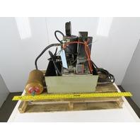 5 Gal 1Hp 208-460V 3Ph Hydraulic Power Unit W/ 2000 PSI WP Bladder Accumulator