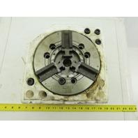 "Kitagawa N-8 8"" 3 Jaw Power Lathe Chuck 4760 RPM Parts"