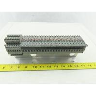 Connectwell CSFL4U 110V Terminal Fuse Block W/Indcator 6.3A 22-10 Awg Lot of 29