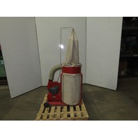 Penn State Industries DC-2 1-1/2Hp 110/120V Woodshop Dust Collector W/Bags