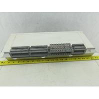 Connectwell CSFL4U Mixed Terminal Fuse Block LED Indcator DIN Rail Lot of 52