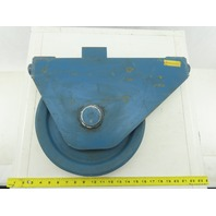 """Mannesmann Demag 82824044 Ident Nr. 602 12-3/4"""" OD Wire Rope Pulley Sheave"""