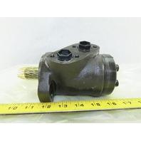 "M&S Hydraulics MLHP 32 C4UE 14.5 GPM Hydraulic Spool Valve Motor 1"" Shaft"
