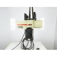 Coffing JLCET1016 1/2 Ton 10' Travel Electric Chain Hoist 16FPM 1/2Hp 230V 3Ph
