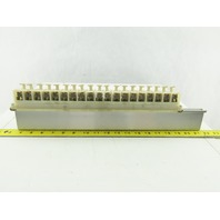 Allen Bradley 1492-CE Terminal Blocks W/Fuse FNA-10 Dual Element Din Rail 19 Pcs