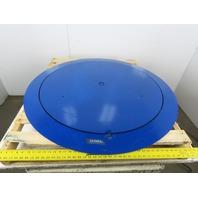 """Global Industrial LP-4000T-39 4000# 39"""" Pallet Carousel Skid Turntable"""