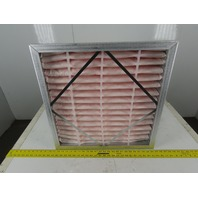 Grainger 4YVC4 Air Handler 24x24x12 Rigid Box Air Filter