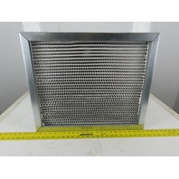 Clarcor FF85F Free Flo 24 x 20 x 11-1/2 Pleated Foil Rigid Box Air Filter