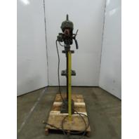 "Walker Turner Vintage 15"" Pedestal Floor Drill Press 115/230V 1/2Hp 1Ph"