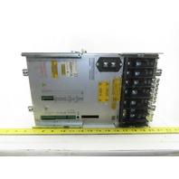 Indramat KVR1.3-30-3 AC Servo Power Supply W/ Heatsink & Fan Parts/Repair