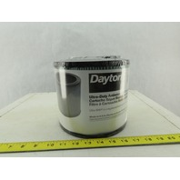 Dayton 1VHG9 Shop Vac Wet/Dry Pleated Canister Cartridge Filter