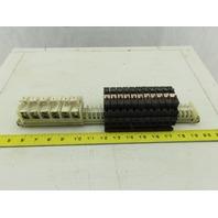 Allen Bradley 1492 GH015 Circuit Breakers 250VAC 65VDC 1.50A & Fuse Holders