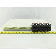 Allen Bradley 1492 GH015 Circuit Breaker 250VAC 65VDC 1.50A Terminal Blocks