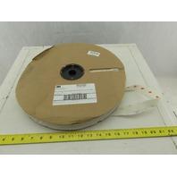 """3M 25.4mm x 45.7mm 1"""" Adhesive Hook Fastener Tape 40 Yards for Hook & Loop"""