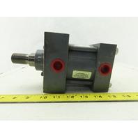 """Miller J-67B2N-03.25-1.000-0138-N11-9 3-1/4"""" Bore 1"""" Stroke Hydraulic Cylinder"""