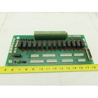 MCI PC0 0101 Relay Board PC0. DDB-PC0 0101.PCB